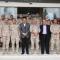 غرفة تجارة الزرقاء تستقبل وفد كلية الأمير الحسين الفنية العسكرية - تشرين الثاني 2018