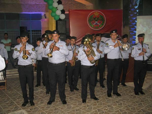الزرقاء تحتفل بعيد الاستقلال والأعياد الوطنية