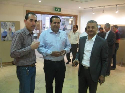 احتفال وطني بالعيد التاسع والستين للاستقلال في مركز الملك عبد الله الثاني الثقافي