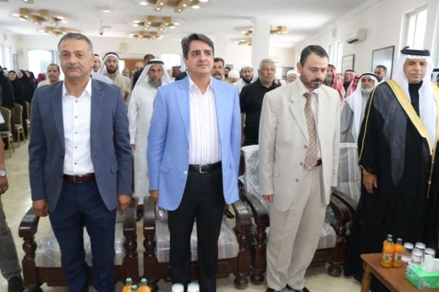 مديرية أوقاف الزرقاء تحتفل بعيد الاستقلال ومئوية الثورة العربية الكبرى